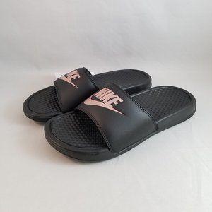 NEW Women's Nike Benassi JDI Slides